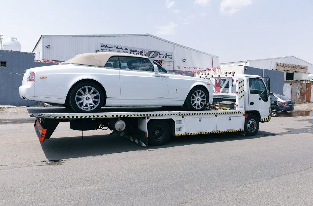 شحن سيارات من الامارات الى جدة